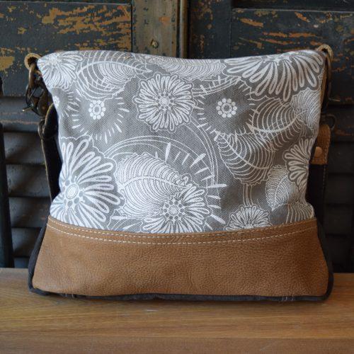 Crossbody Floral Shoulder Bag