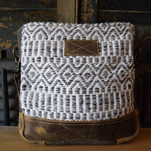 Crossbody Rawhide Shoulder Bag