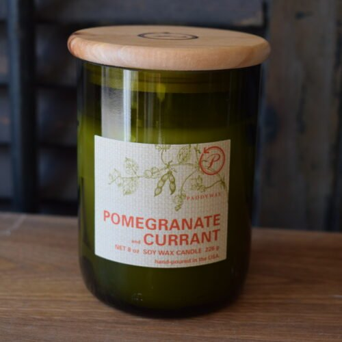 Pomegranate/Currant Soy Candle