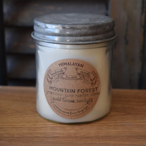 Mountain Forest Soy Candle
