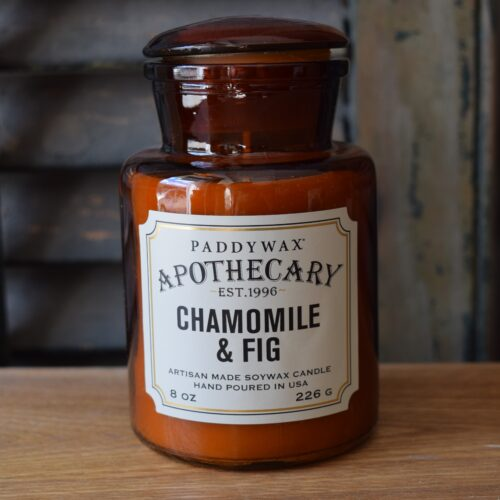 Chamomile & Fig Soy Candle