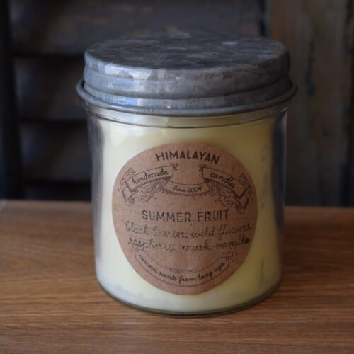 Summer Fruit Soy Candle