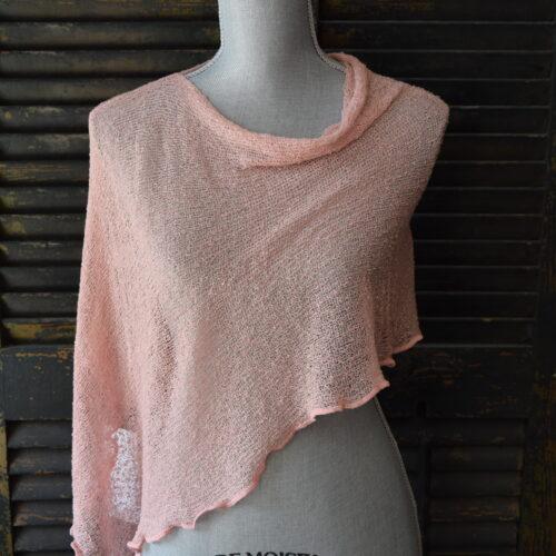 Blush Pink Capelette
