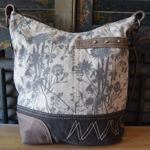 Crossbody Field Flowers Shoulder Bag