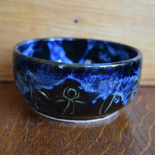 Sm Dark Blue Friendship Bowl