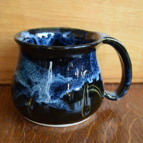 Dark Blue Friendship Mug