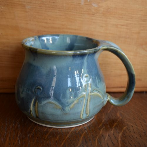 Light Blue Friendship Mug