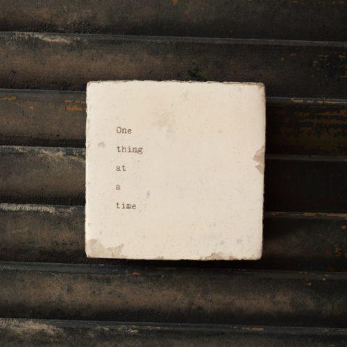 One Thing – Art Block