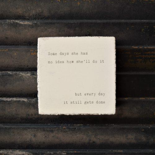 Some days – Art Block